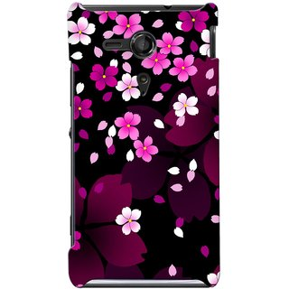 G.store Hard Back Case Cover For Sony Xperia SP 24869