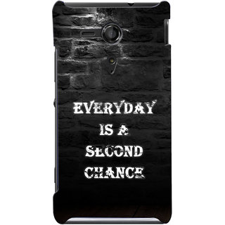 G.store Hard Back Case Cover For Sony Xperia SP 24887