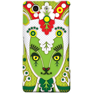 G.store Hard Back Case Cover For Sony Xperia Z3 Compact 25671