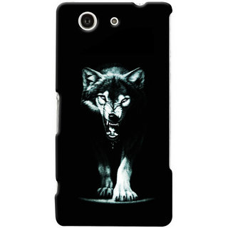 G.store Hard Back Case Cover For Sony Xperia Z3 Compact 25672