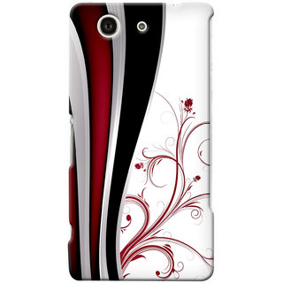 G.store Hard Back Case Cover For Sony Xperia Z3 Compact 25675