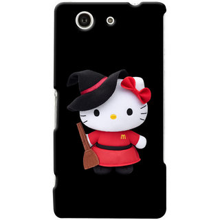 G.store Hard Back Case Cover For Sony Xperia Z3 Compact 25678