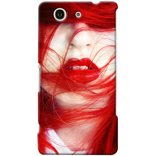 G.store Hard Back Case Cover For Sony Xperia Z3 Compact 25679