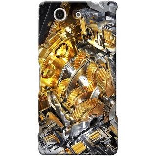 G.store Hard Back Case Cover For Sony Xperia Z3 Compact 25681