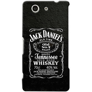 G.store Hard Back Case Cover For Sony Xperia Z3 Compact 25695