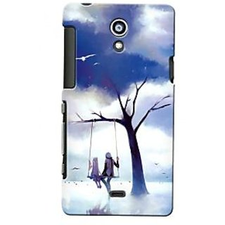 G.store Hard Back Case Cover For Sony Xperia T 24952