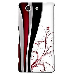 G.store Hard Back Case Cover For Sony Xperia Z4 Compact 25775