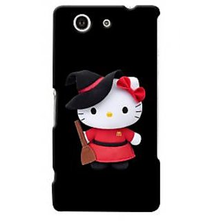G.store Hard Back Case Cover For Sony Xperia Z4 Compact 25778