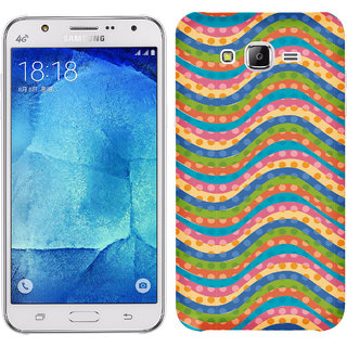 WOW Printed Back Cover Case for Samsung Galaxy J7