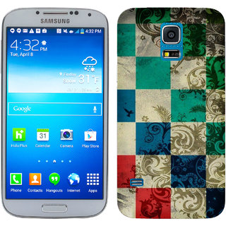 WOW Printed Back Cover Case for Samsung Galaxy S5