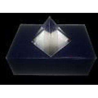 Glass Pyramid For Positive Energy