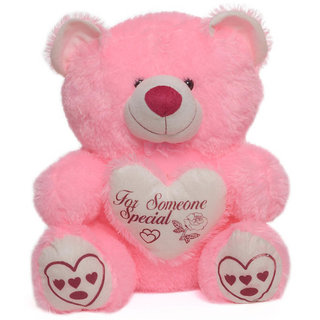 Khushi Cute Beautiful Teddy Bear ( Pink)