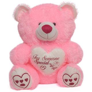 Khushi Cute Beautiful Teddy Bear ( Pink)