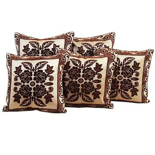 Zesture Bring Home Cushion Cover (Set Of 5)