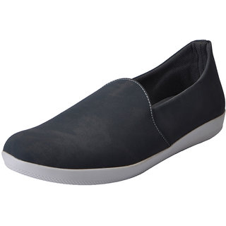 Fausto MenS Grey Casual Loafers (FST 3024 GRAY)