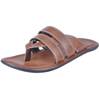 Fausto MenS Brown Casual Loafers (FST 6003 BROWN)