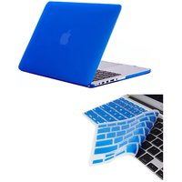 Pindia Hard Case Cover For MacBook Air 13 13.3 MC965HN/A  MC965LL/A with Keyboard Protector