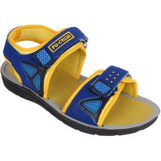 Berasche Blue-876 Men/Boys Sandal  Floaters