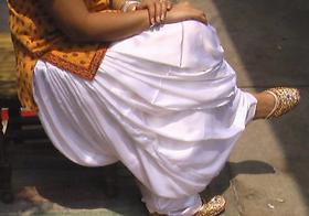 Punjabi full Patiala salwar