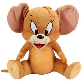 Tickles Brown Jerry Stuffed Soft Plush Toy