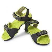 Fitcolus Grey Stylish Sandals For Mens