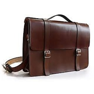 Office Leather Bag For Mens