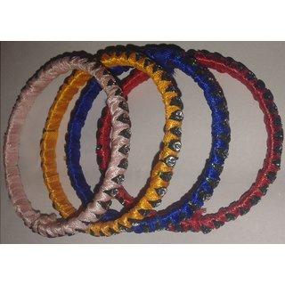 Colorful Fashionable Bangles
