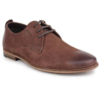 buy red tape mens brown casual laceup shoes rts9508