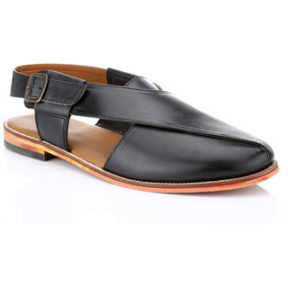 34b086b7fe15 Buy Red Tape Mens Black Casual Sandals (RSS1871) Online   ₹3295 ...