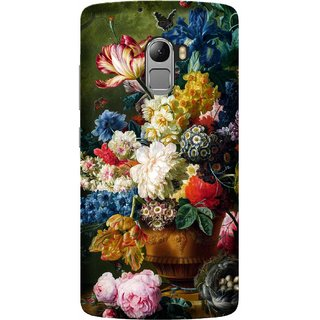 WOW Printed Back Cover Case for Lenovo Vibe K4 Note