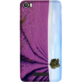WOW Printed Back Cover Case for  Lava Iris X8