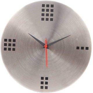 Daily Deals Online Designer Steel Dot Wall Clock