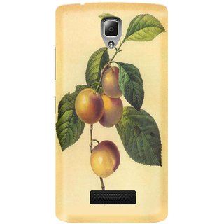 WOW Printed Back Cover Case for Lenovo A2010