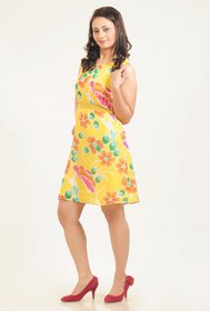 A Guster Ve..Sheer wasit dress G0101