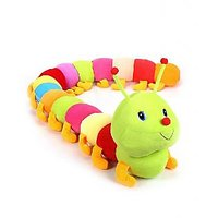 Royal Multi-color Soft Toy Caterpiller 55cm