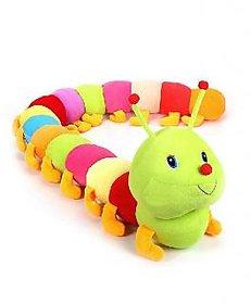 Royal Multi-color Soft Toy Caterpiller 55cm