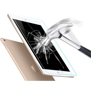 Snaptic 2.5D Curved Edge HD Tempered Glass for Apple iPad Mini 4