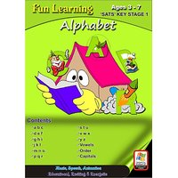 Fun Learning - Alphabet (Ages 3 - 7)