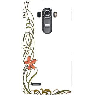 WOW Printed Back Cover Case for LG G4
