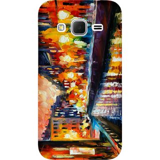 WOW Printed Back Cover Case for Samsung Galaxy Core Prime G360