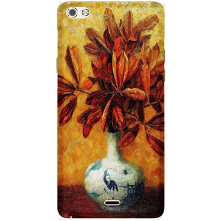 WOW Printed Back Cover Case for Micromax Canvas Silver 5 Q450
