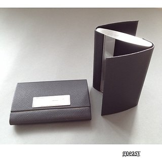 iHomes Double sided good quality visiting cards holder