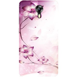WOW Printed Back Cover Case for Micromax Canvas Xpress 2 E313