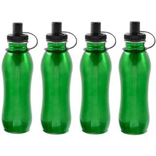 Avenue Multicolor 750ML Sporty Look Bottle Pack Of 4