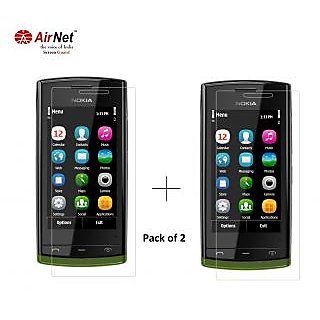 Airnet  Scratch and Dust Resistant Screen Guard for Nokia Lumia 500
