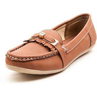 Marc Loire Women's Brown Loafers