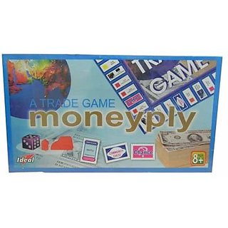 Ideal Moneyply Board Game