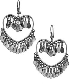 Aaradhya Precious Metal Dangle Earring