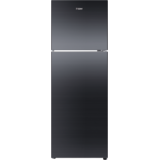 Haier Hrf-2674Pkg 247 Litres Double Door Frost Free Refrigerator (Black)