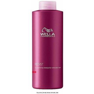 wella resist shampoo 1 litre
